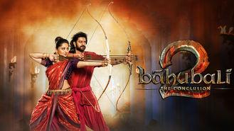 Netflix box art for Baahubali 2: The Conclusion (Hindi...