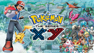 Netflix Box Art for Pokémon: XY - Season Kalos Quest