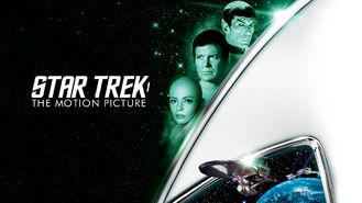 Netflix box art for Star Trek: The Motion Picture