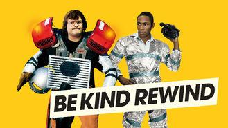 Netflix box art for Be Kind Rewind