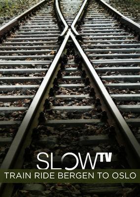 Slow TV: Train Ride Bergen to Oslo