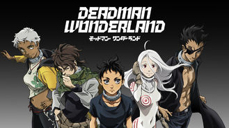 Netflix box art for Deadman Wonderland - Season 1