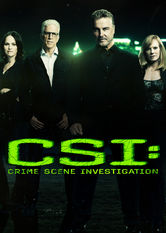 CSI: Crime Scene Investigation Netflix PH (Philippines)