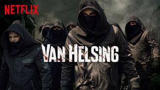 Netflix box art for Van Helsing - Season 1