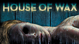Netflix box art for House of Wax