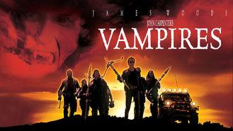 Netflix box art for Vampires