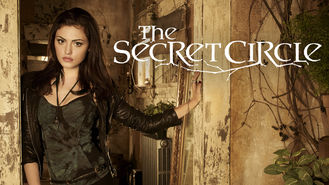 Is The Secret Circle, Season 1 on Netflix?