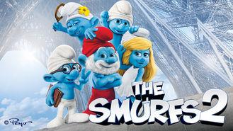 Netflix box art for The Smurfs 2