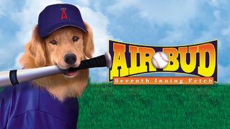 Netflix box art for Air Bud: Seventh Inning Fetch