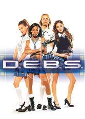 D.E.B.S. Netflix TW (Taiwan)