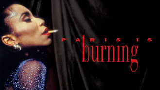 Netflix box art for Paris Is Burning