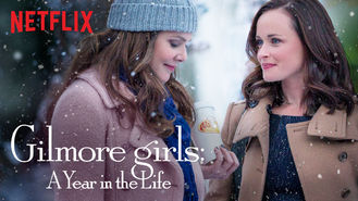 Netflix box art for Gilmore Girls: A Year in the Life - Season 1