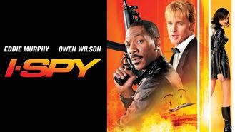 Netflix box art for I Spy