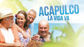 Netflix box art for Acapulco La vida va
