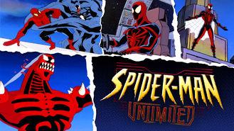 Is Spider-Man Unlimited, Season 1 on Netflix?