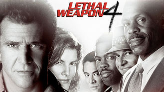 Netflix box art for Lethal Weapon 4