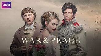 Netflix box art for War & Peace - Season 1