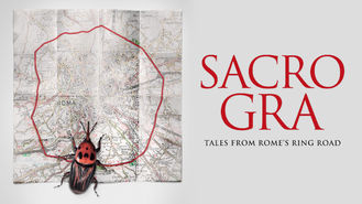 Netflix Box Art for Sacro GRA