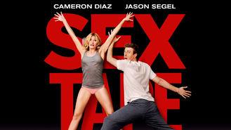 Netflix Box Art for Sex Tape