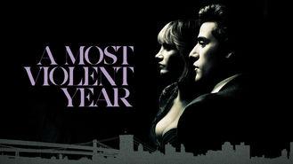 Netflix box art for A Most Violent Year