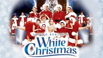 Netflix box art for White Christmas