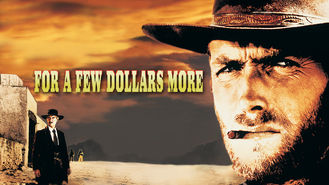 For a Few Dollars More (1965) on Netflix in the Netherlands