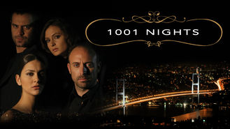 Netflix box art for 1001 Nights - Season 1