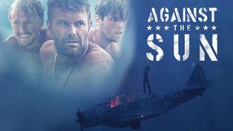 Netflix box art for Against the Sun
