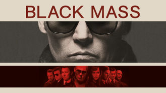 Netflix box art for Black Mass