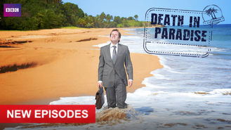 Netflix box art for Death in Paradise - Season 4