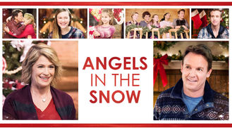 Netflix box art for Angels in the Snow