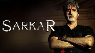 Netflix box art for Sarkar