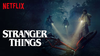 Netflix Box Art for Stranger Things - Season 1
