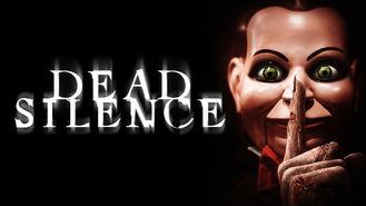 Netflix box art for Dead Silence