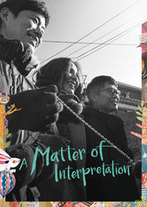A Matter of Interpretation Netflix KR (South Korea)