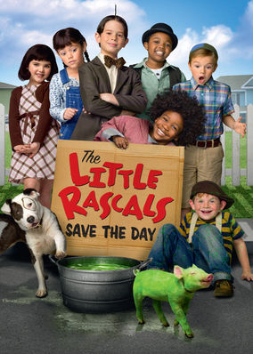 Little Rascals Save the Day, The