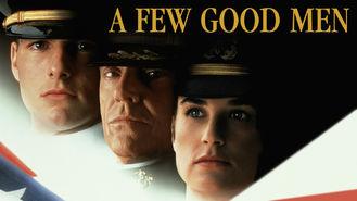 Netflix box art for A Few Good Men