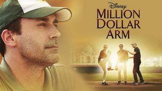 Netflix box art for Million Dollar Arm