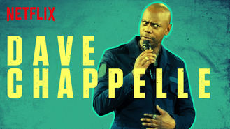 Netflix box art for Dave Chappelle - Season 1