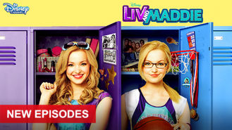 Netflix Box Art for Liv and Maddie - Season 3