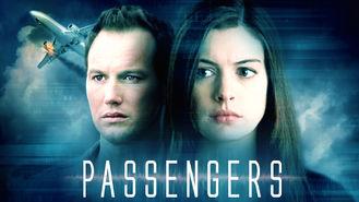 Netflix box art for Passengers