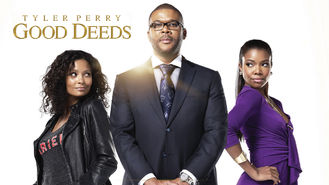 Netflix box art for Tyler Perry's Good Deeds