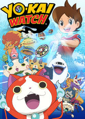Yo-Kai Watch Netflix MX (Mexico)