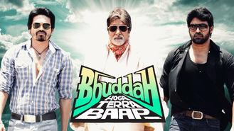 Netflix box art for Bbuddah Hoga Terra Baap
