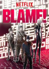 BLAME! Netflix KR (South Korea)