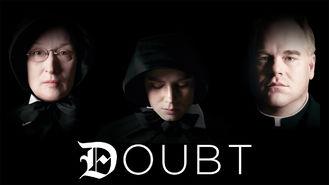 Netflix box art for Doubt