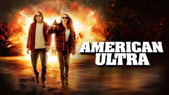 Netflix box art for American Ultra