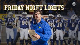 Is Friday Night Lights, Season 2 on Netflix?