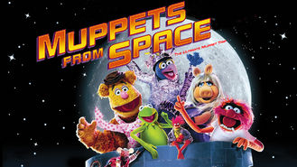 Is Muppets from Space on Netflix?