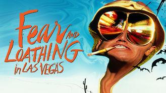 Netflix box art for Fear and Loathing in Las Vegas